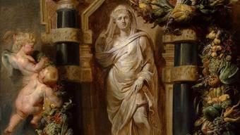 Das Original der «Ceres», das in St. Petersburg ausgestellt ist.