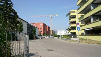 An der Herrenwiesenstrasse soll nach den Sommerferien das Tempo-30-Regime herrschen.