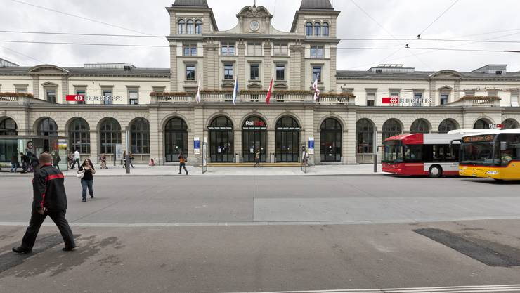 Gemäss Masterplan steht nun der Ausbau des Bahnhofs Winterthur an.