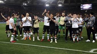 Liverpool gegen Roma