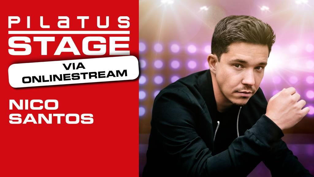 Pilatus Online Stage mit Nico Santos