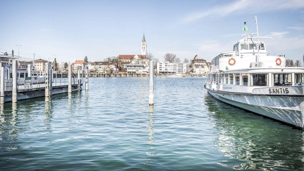 Wegen Maskenpflicht: Bodensee-Schifffahrt angeschlagen