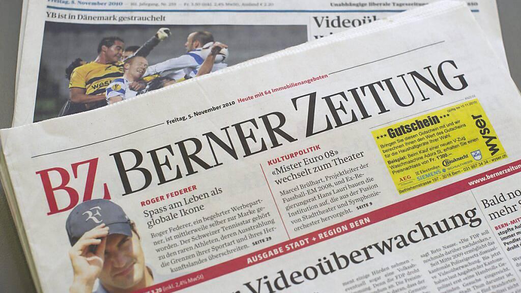 Tamedia fusioniert in Bern zwei Redaktionen und streicht 20 Stellen