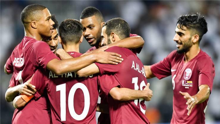 Katar Mannschaft