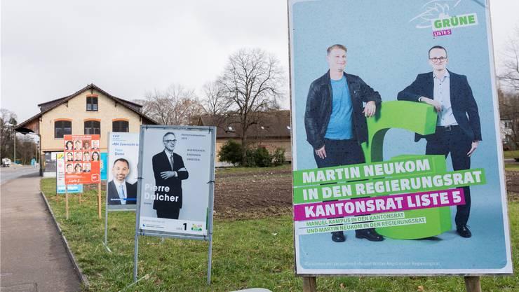 So wie Zürich im Frühling wählt im Oktober die Schweiz. Die Zürcher Wahlen gelten als Gradmesser. Severin Bigler