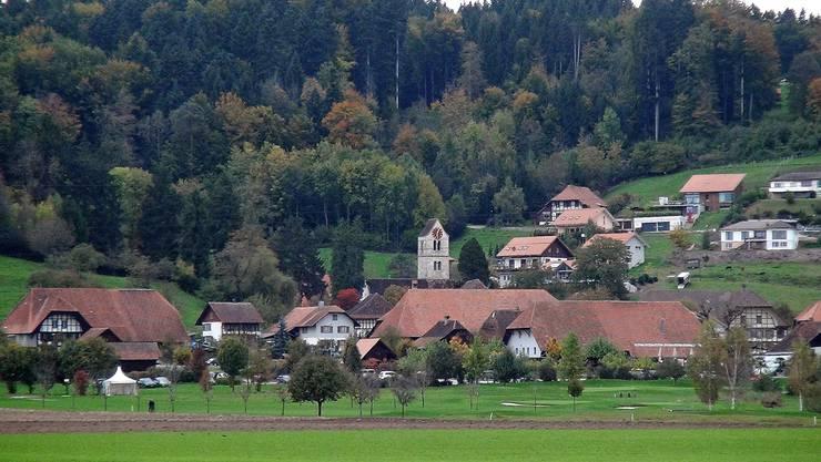 Auch Aetingen gehört zur Gemeinde Buchegg. (Archiv)