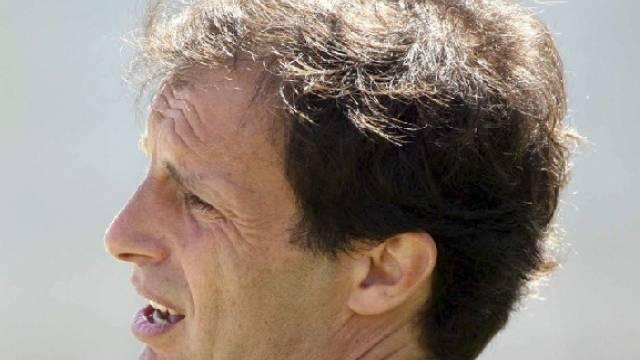 Massimiliano Allegri beerbt bei Milan Trainer Leonardo