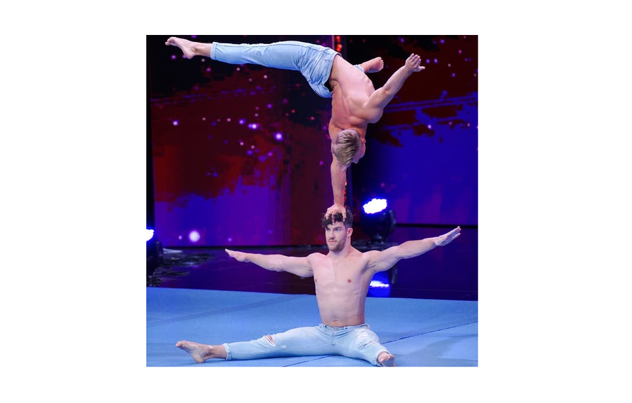 Handstand Brothers Das Supertalent