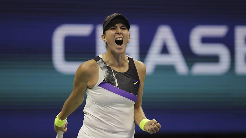 Belinda Bencic kämpft in Moskau um die erstmalige Teilnahme an den WTA-Finals.