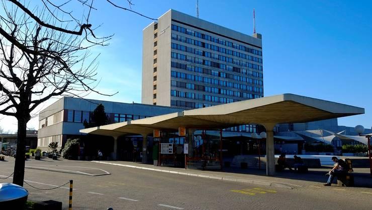 Die drei Baselbieter Spitalstandorte Liestal, Bruderholz (im Bild) und Laufen sind heute im Spitalgesetz verankert.