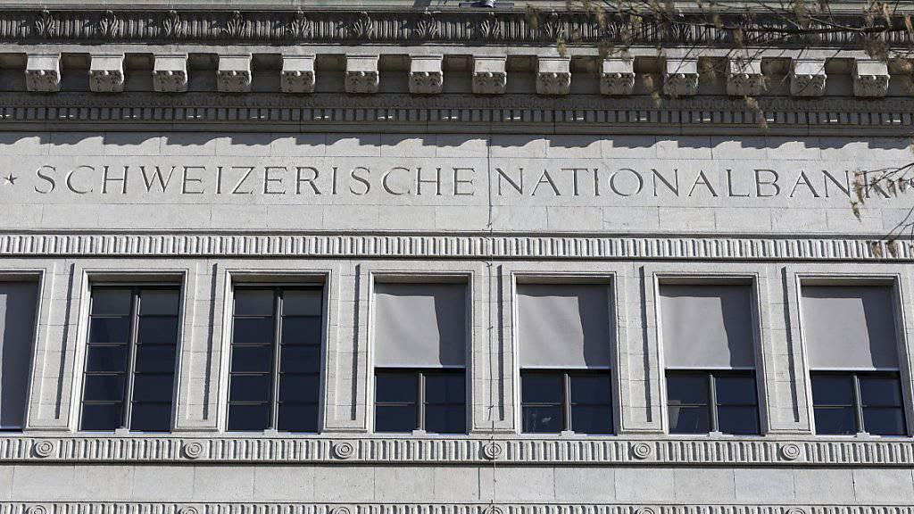 SNB schreibt im ersten Quartal Gewinn von über 30 Milliarden