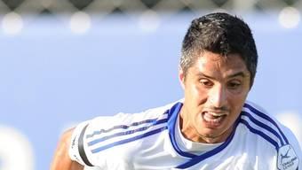 Für Wohlen traf Cristian Ianu in der 119. Minute zum 1:1. (Archiv)