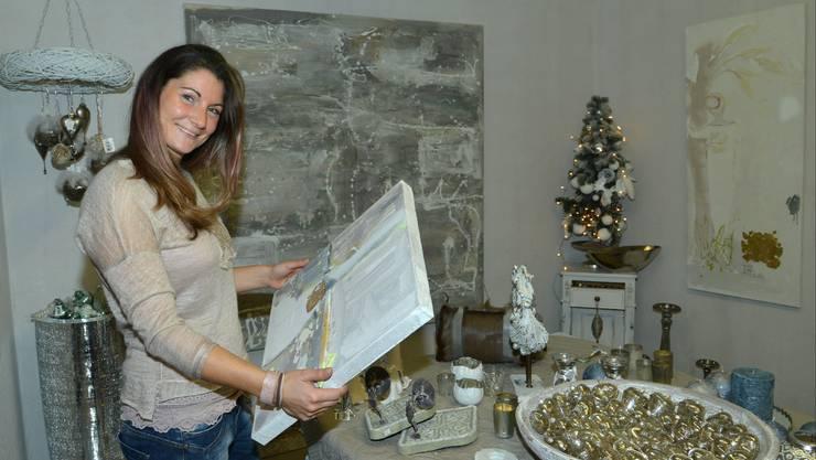 Die Innendekorateurin Eva Hertwich hat die ehemalige Metzgerei an der Münzgasse 3 in Eigenregie und künstlerischem Flair renoviert und zu ihrem «Home of Art» gemacht.