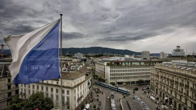 Es regt sich Widerstand gegen den Umgang der Politik mit der Finanzbranche in der Schweiz. Foto: Keystone