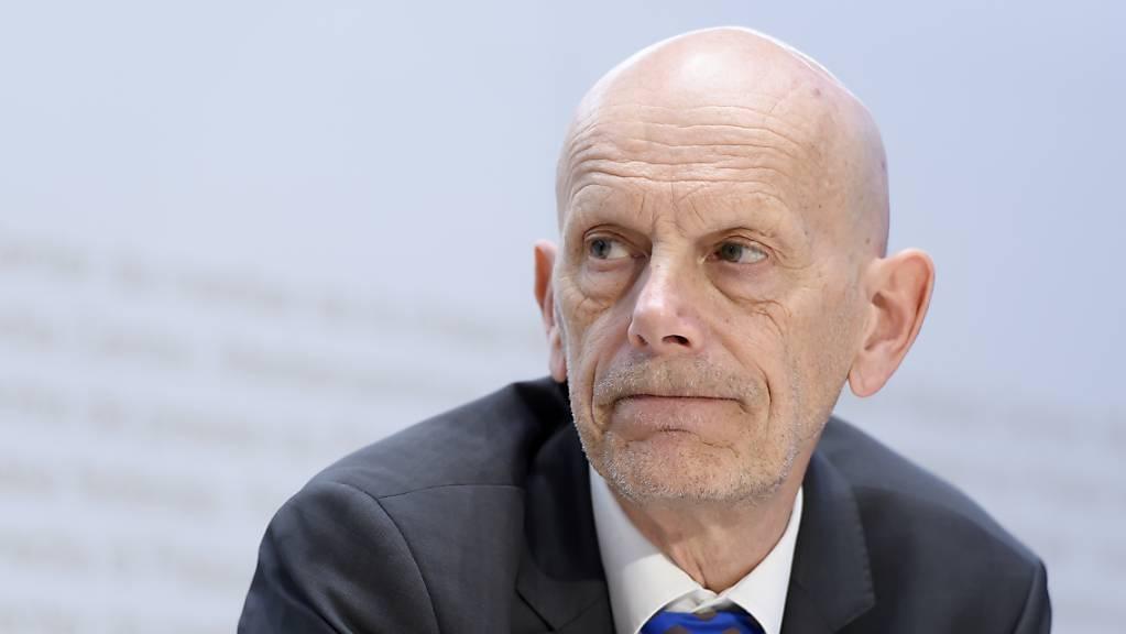 Krisen-Kommunikator in schweren Coronavirus-Zeiten: Daniel Koch.