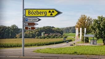 Das Gebiet Jura Ost rund um den Bözberg ist ein möglicher Standort für ein Atommüll-Tiefenlager. (Symbolbild)