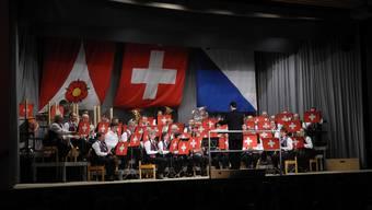 Jahreskonzert 2015 Birmensdorf Harmonie