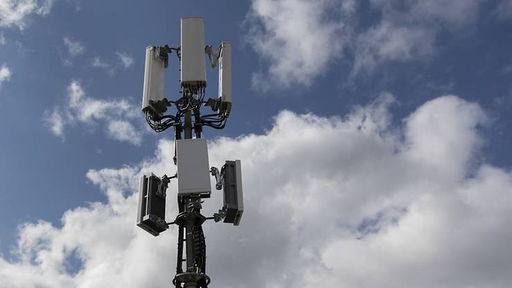 Der Ausbau mit 5G-Antennen wird in der ganzen Schweiz vorangetrieben. (Symbolbild)
