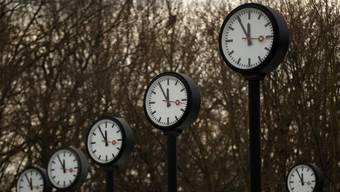 Vorerst wird weiter an der Uhr gedreht: Sicher bis 2021.