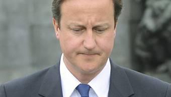 Britischer Oppositionsführer Cameron