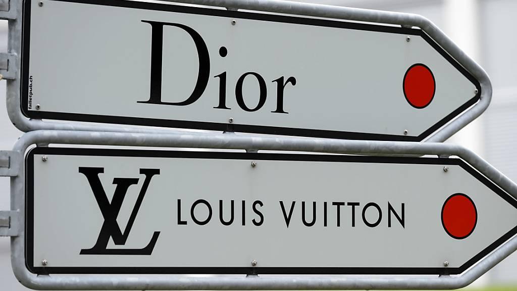 Luxusgüterkonzern LVMH erleidet in Corona-Krise Gewinneinbruch