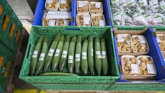Die Bereitstellung unser Nahrungsmittel trägt 30 Prozent zur Umweltbelastung bei.