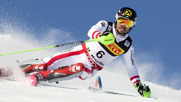 Wäre am Sonntag mit einer Final-Qualifikation zufrieden: Marcel Hirscher