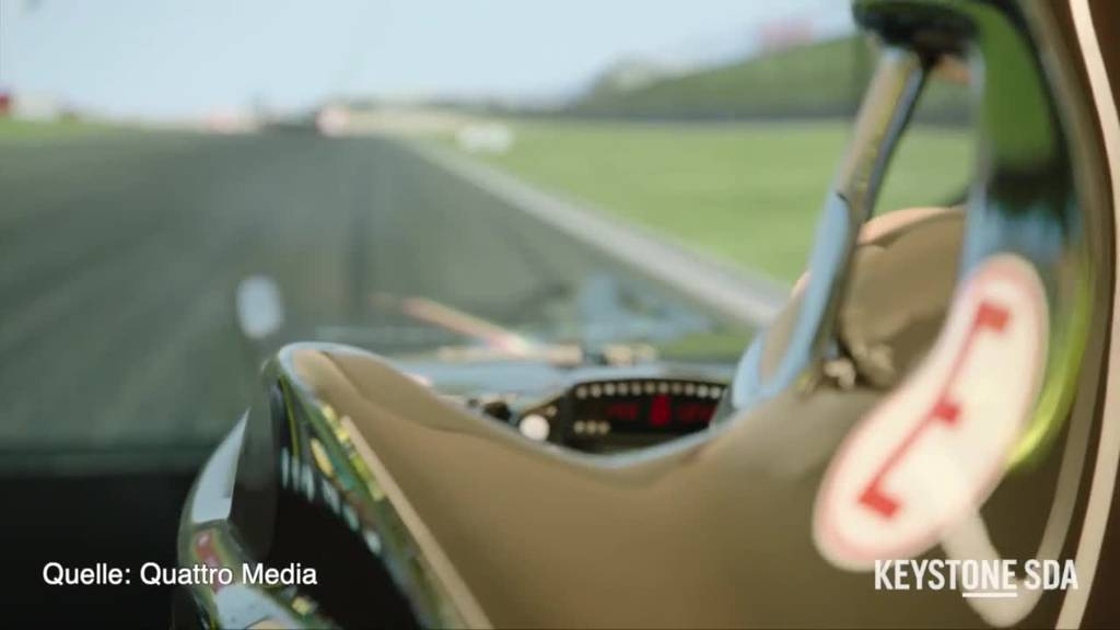 Virtuelle Autorennen: Ohne Benzingeruch und Wind in den Haaren
