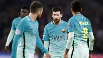 Paris St. Germain - FC Barcelona 4:0