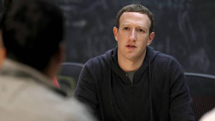 Mark Zuckerberg wünschte, er könnte alle Probleme in drei oder sechs Monaten lösen.