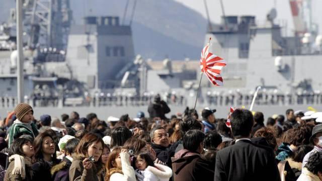 Japan rüstet auf