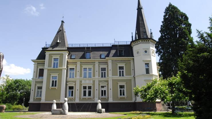 Das Schloss Bad Zurzach wird wohl nicht im Baurecht verkauft werden