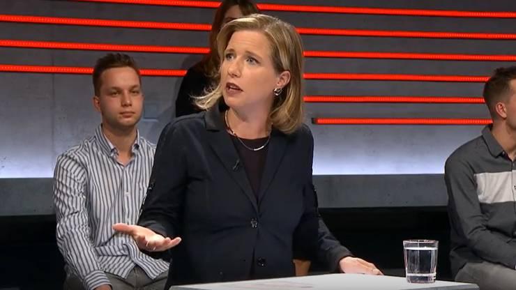 FDP-Nationalrätin Christa Markwalder wusste beim Dossier Rahmenabkommen zu überzeugen.