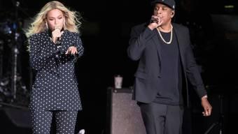 Powercouple: Beyoncé und Jay-Z bescheren dem Louvre Traumzahlen. (Archivbild)