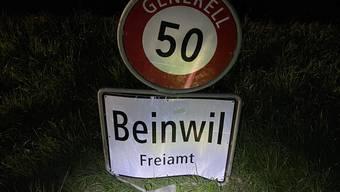 Unfall Beiniwl (10.9.20)