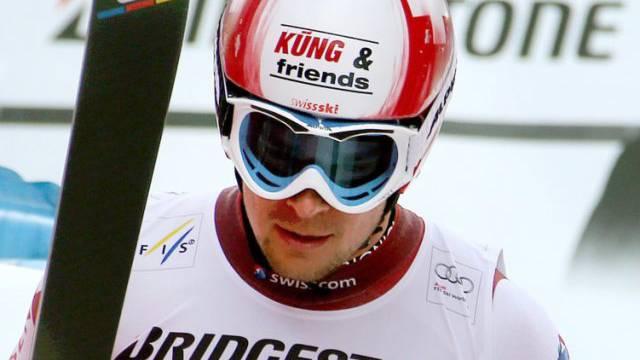 Verpasste das Podest in Kvitfjell um 0,03 Sekunden: Patrick Küng
