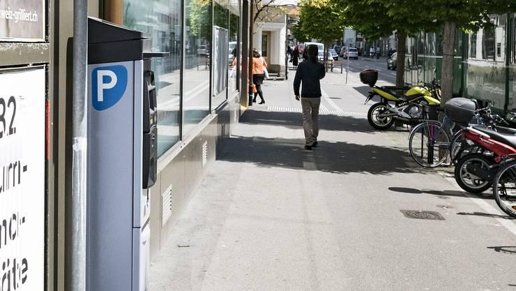 Parkieren ohne Münz wird auch in Basel demnächst möglich sein