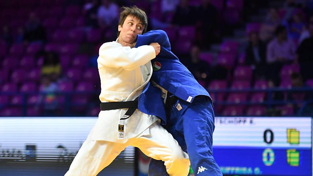 Evelyne Tschopp überzeugt in Kasan mit Platz 3.