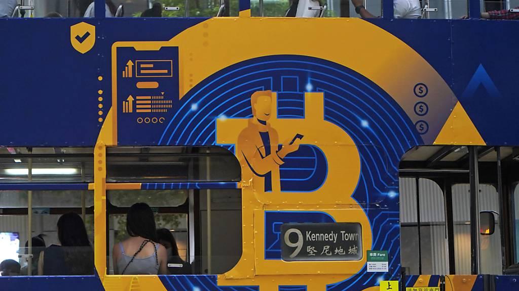 China greift im Kampf gegen Kryptowährungen härter durch