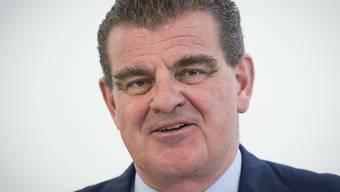 Der frühere SVP-Nationalrat und Unternehmer Peter Spuhler wird in der neuen Studie des Beratungsunternehmens pwc für seine Vorwärtsstrategie nach dem Frankenschock gelobt. (Archiv).