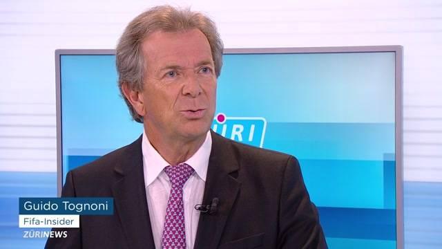 Ehemaliger FIFA-Direktor Tognoni zu Skandal