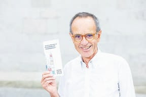 Christoph Schneider leitet den Freundeskreis  Grossmünster.