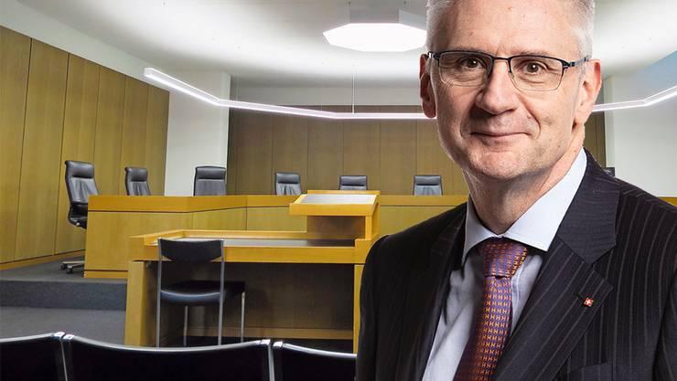 Andreas Glarner unterlag vor dem Aargauer Obergericht.