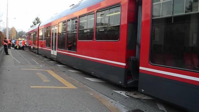 Unfall auf der Baselstrasse in Solothurn