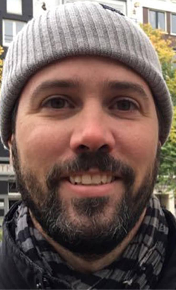 Lars Haefner, Pseudonym «Albinfo», Kommunikationsverantwortlicher der Wikicon 2018 in St. Gallen