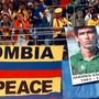 Andres Escobar lebt in den Herzen und Köpfen der kolumbianischen Fussball-Fans weiter