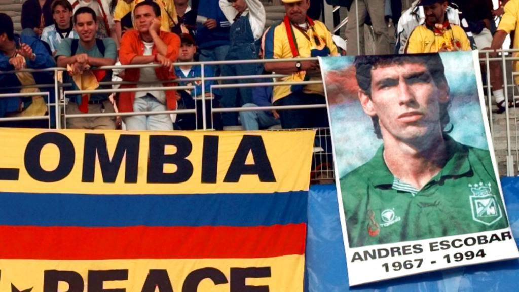 Starb Andrés Escobar wegen seines Eigentors?