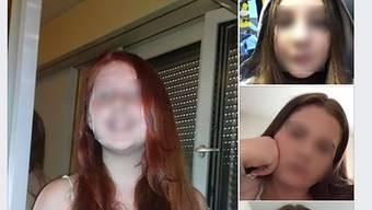 Dieser Post geht durchs Internet: Die Teenager aus der Region werden von der Familie dringend gesucht.