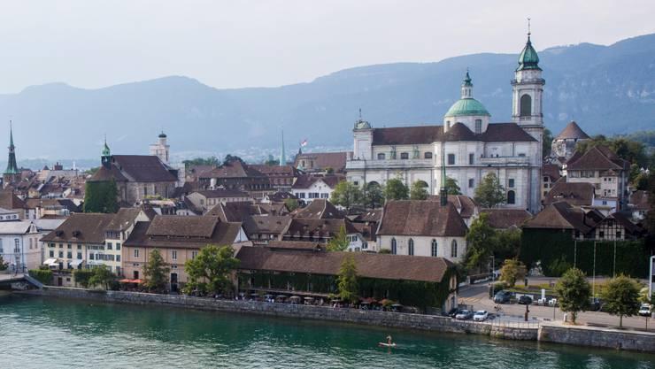 Die Stadt Solothurn hat gesiegt. (Archiv)
