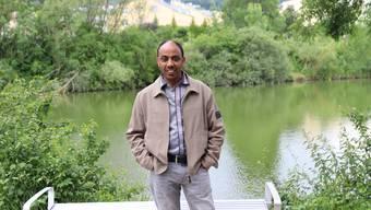 Er arbeitet als Verbindungsglied zwischen Zugewanderten und Einheimischen:  Der Eritreer Hagos Kesete kennt sich in verschiedenen Kulturen aus.